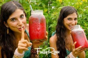 (Video) Watermelon Juice Secret