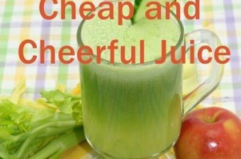 Cheap and cheerful Juice Recipe